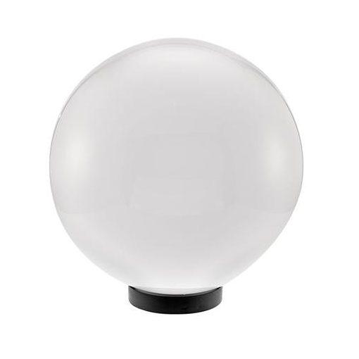 Gömb Alakú Kerti Lámpa Búra Opál (200 Mm) E27