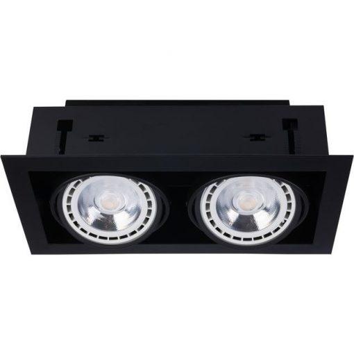 Nowodvorski Downlight Beépíthetõ Lámpa , 2Xar-111 Fekete