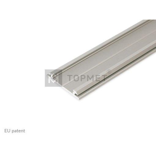 Topmet Arc12 Alumínium Hajlítható Led Profil, Natúr Alu