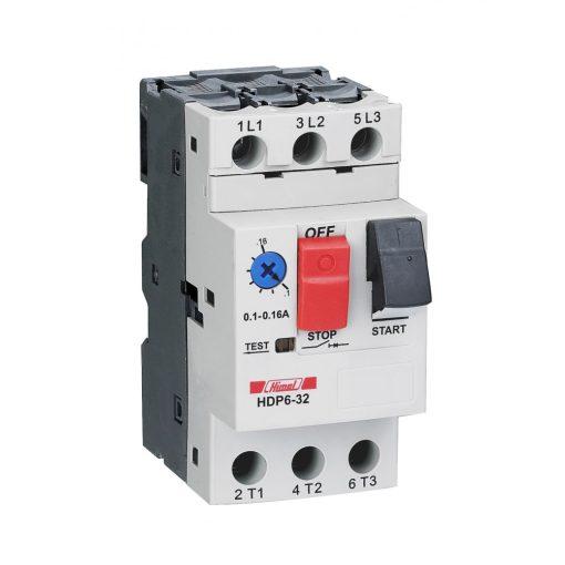 HDP6-32/00 Motorvédő 0.63-1A