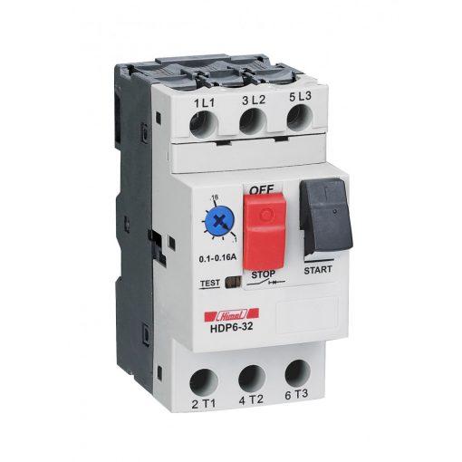 HDP6-32/00 Motorvédő 0.16-0.25A