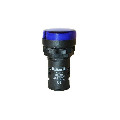HLD11-22D Kék Jelzőlámpa 24V AC.DC