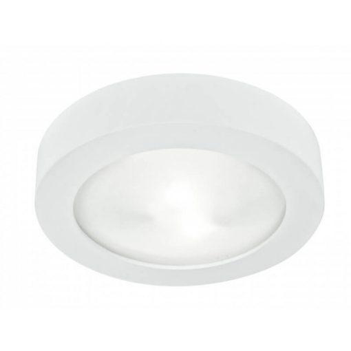 Intec Gipsz Mennyezeti Lámpa , Kerek 2Xe27 , Max 2X42W