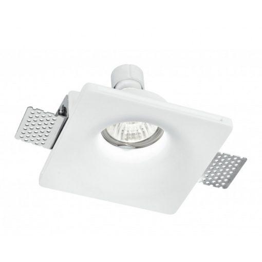 Intec Süllyesztett Gipsz Lámpatest  , Mr16 Gu10 Fehér