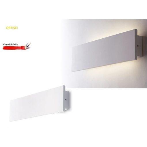 Intec Fali Gipsz Lámpa , Led 19,9W 1649Lm 4000K 60X8X4Cm