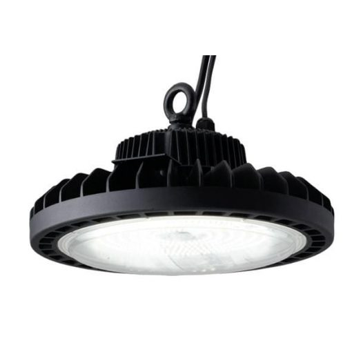 Intec High-Bay Led Stargate Nero 100W 16.500Lm 4000K Ip65 Dimmable Csarnokvilágító