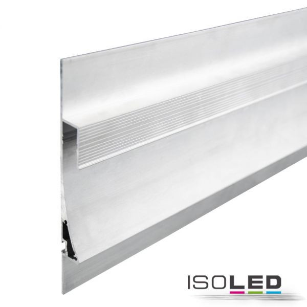 Led Kész Lámpaprofil Single Curve, 200 Cm