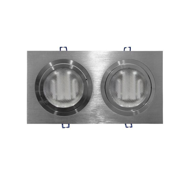 Adeleq Ar111 Sülyesztett Lámpatest Aluminium Max. 2X100W