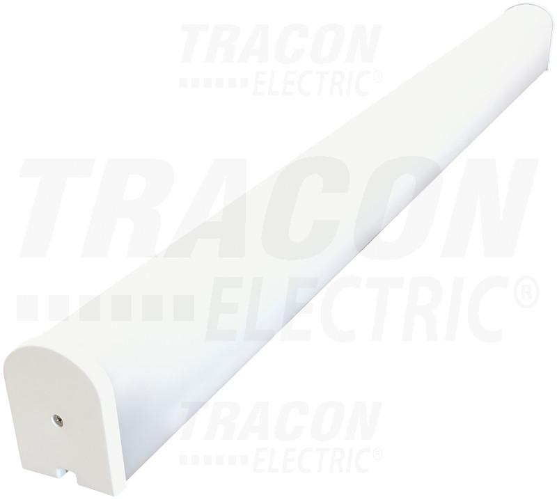 Védett integrált LED-es bútorvilágító 230 V, 50 Hz, 20 W, 1600 lm, 4000 K, IP44, EEI=A